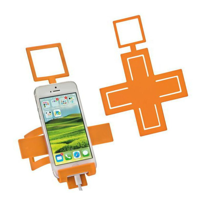 Mobile phone holder Cross