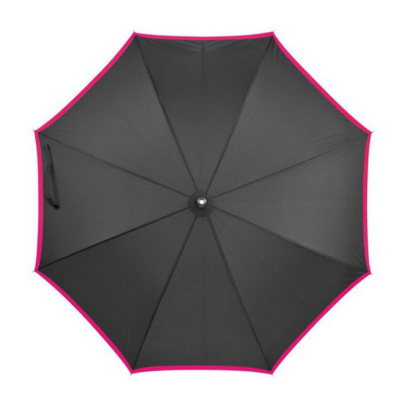 Umbrella made of pongee, automatic