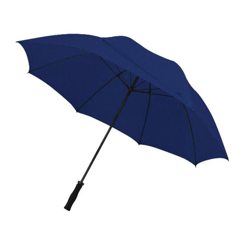 Large umbrella with soft grip.