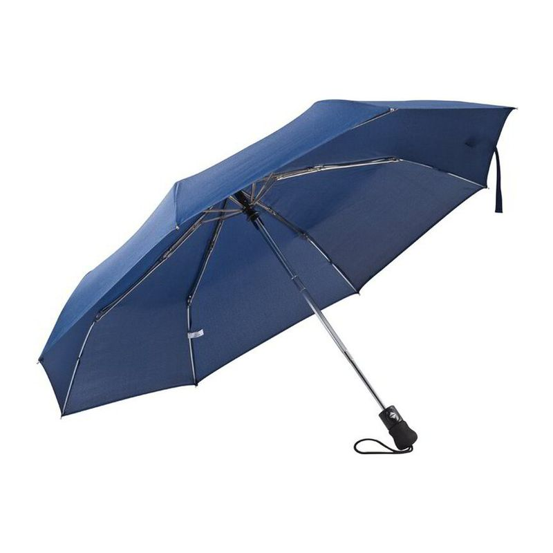 Umbrella, with pushbutton