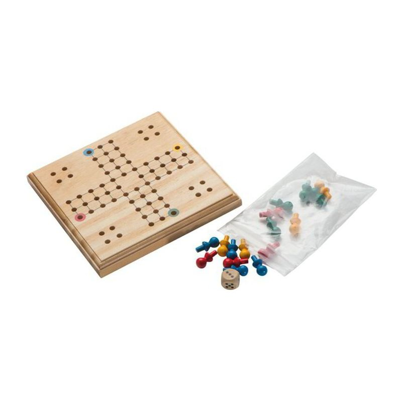 Classic game made of wood