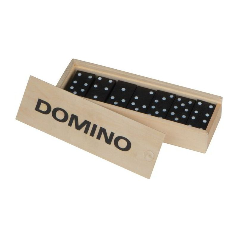 Dominos game in wood