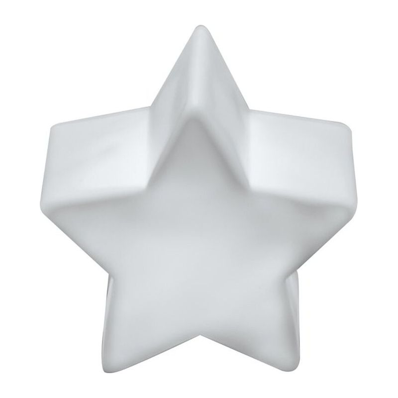 Night light in the shape of a star