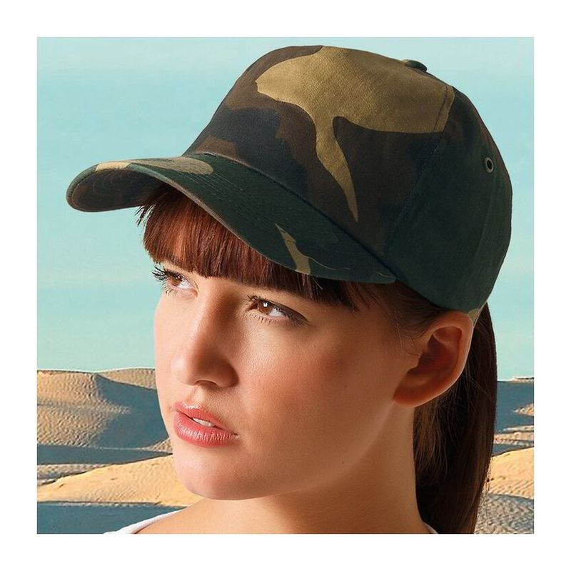Cap Jungle CAMOUFLAGE Adult