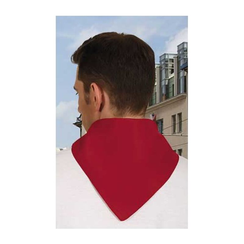 Square Handkerchief Fiesta LOTTO RED Adult