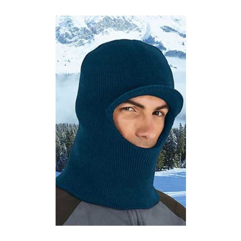 Ski Mask Forest ORION NAVY BLUE Adult